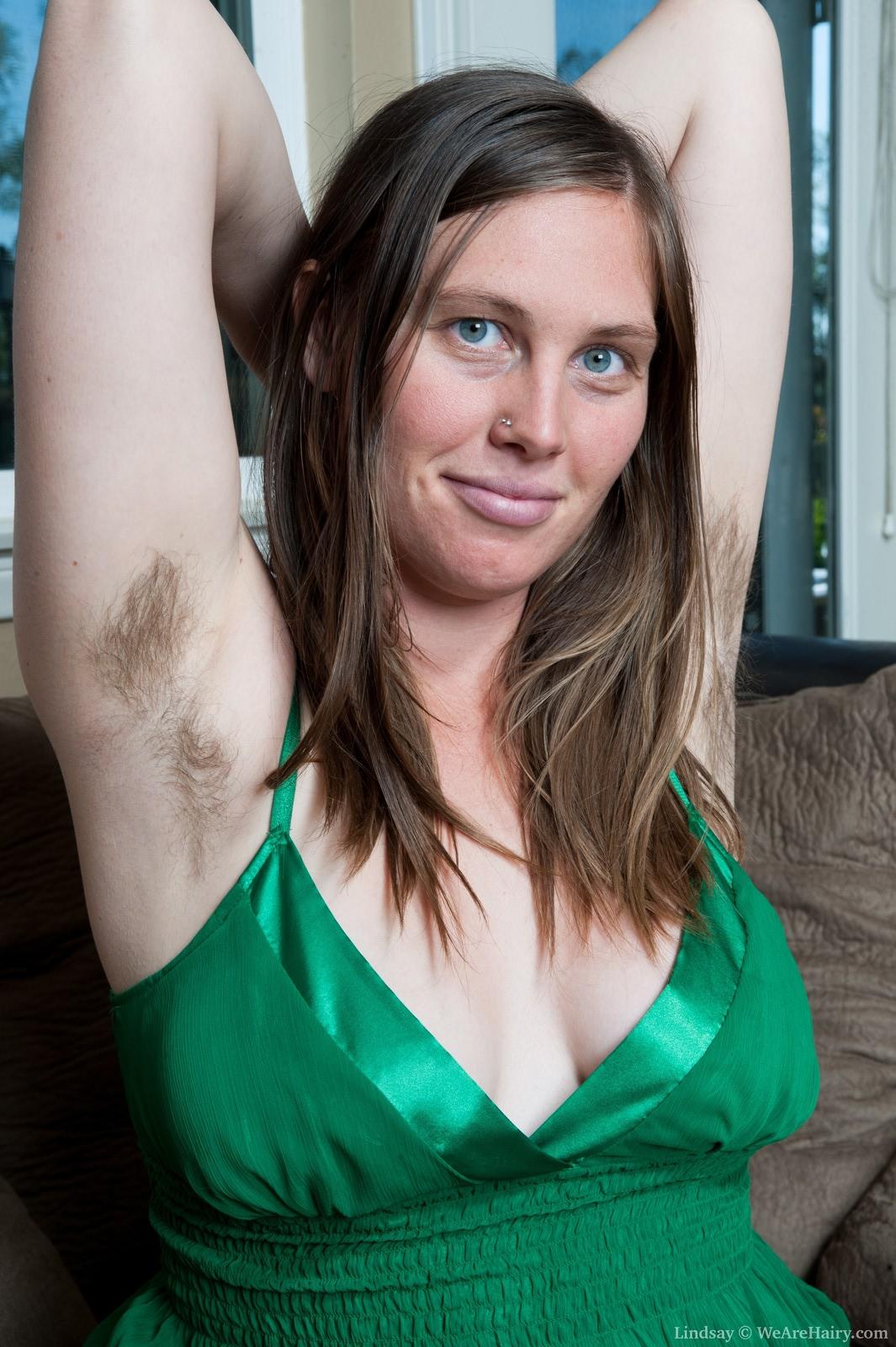 busty hairy girl: