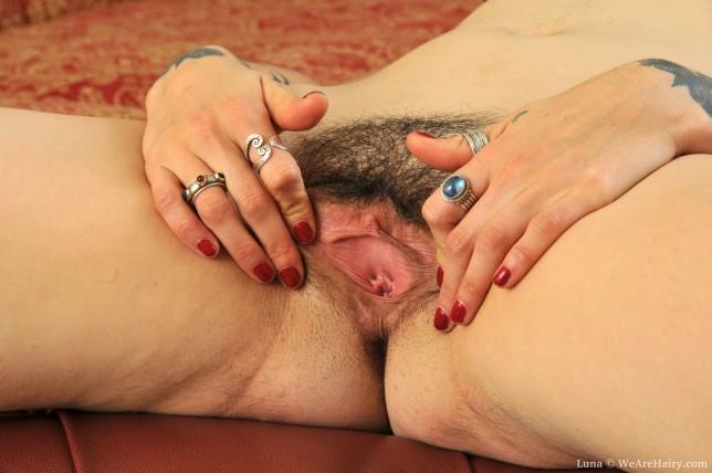 Порно фото волосатые писечки
